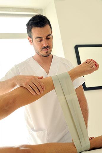 fisioterapia con ejercicio terapeutico