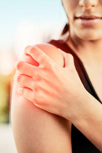 tratamiento hombro doloroso malaga